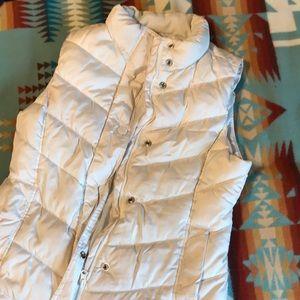 White GAP Vest